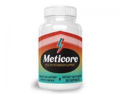 Meticore Supplement weight loss